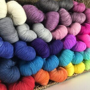 Hand Dyed Yarn By Base